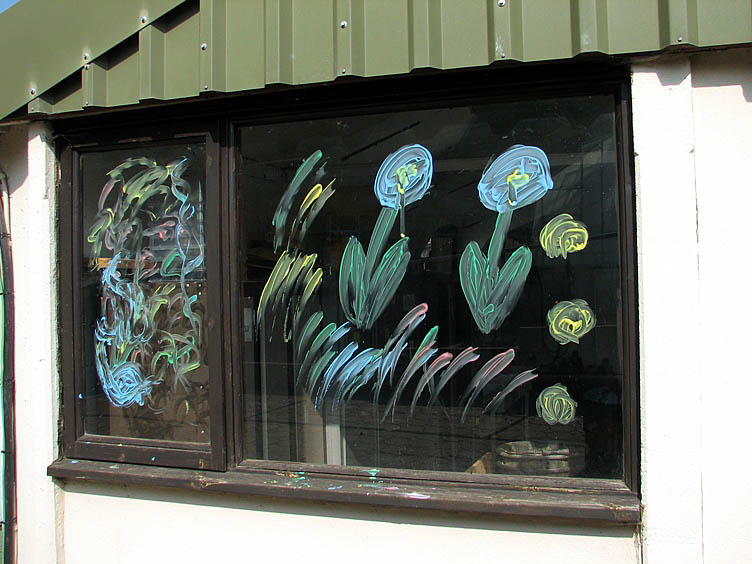 Modern Window Decorations