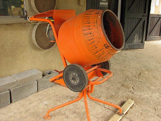 soil mix machine